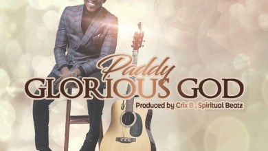Glorious God by Paddy