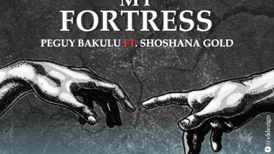 My Fortress by Peguy Bakulu and Shoshana Gold