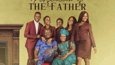 Kaydeegospel Reveals the Why He Used His Family Portrait On POTF Album Cover