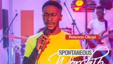 Spontaneous Worship by Peterson Okopi