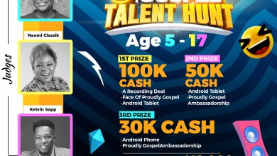 Proudly Gospel Opens Registration For Her Talent Hunt