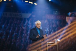 Ravi Zacharias: I never wanted to be the best but do my best for God