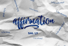 Affirmation by Sal Ly