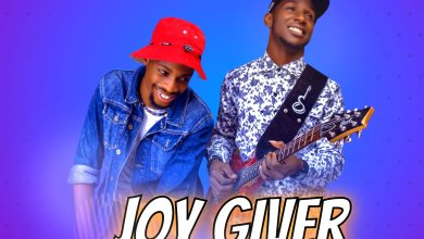 Joy Giver by Samuel Udonquak and Psalmie Anthony