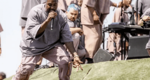 Kanye West New Album Jesus Is King Tracklist and Release Date