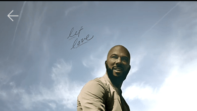 God is Love by Common featuring Leon Bridges and Jonathan McReynold