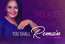 You Shall Remain by Sheila Gee