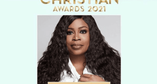 Sinach Becomes First African To Win Song Of The Year At BMI Christian Awards