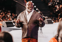TD Jakes - Gossip Lies In The Bossom Of The Poor