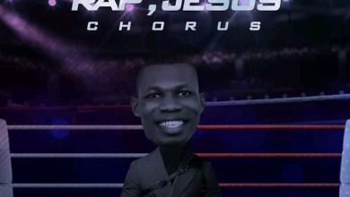 Rap Jesus Chorus by TGod Daflemspitha