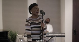 We will never stop (Holy Holy) by TY Bello and Kike Mudiaga