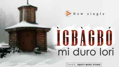 Igbagbo Mi Duro Lori by Tabernacle Mass Choir