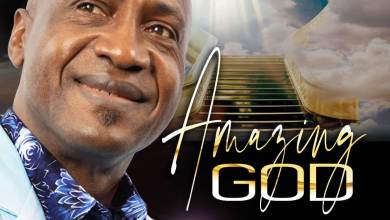 Amazing God by Taiwo Owoniyi