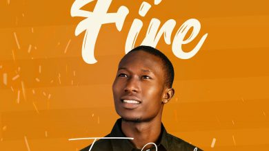 I see the Fire by Taiwo Oyerinde