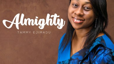 Almighty by Tammy Ejimadu