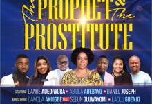 Damola Akiogbe hosts THE PROPHET & THE PROSTITUTE. A Where Are Your Accusers Production #WAYA2020