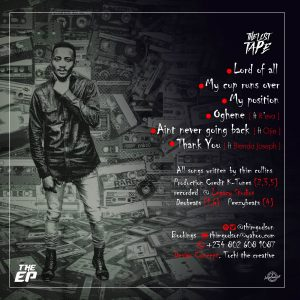 The Lost Tape EP by Thim Collins mp3 download