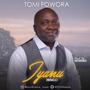 Iyanu (Miracle) by Tomi Fowora