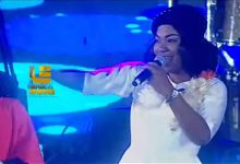 Watch and download Mercy Chinwo performance at THE EXPERIENCE 2019