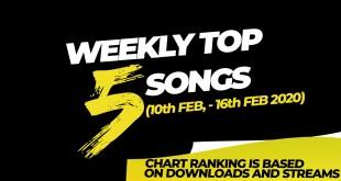 Unik Empire Media House Top 5 (Feb 10th - 16th 2020)