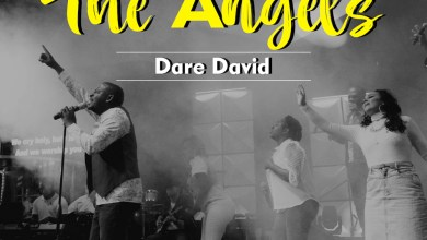 We Join The Angels by Dare David