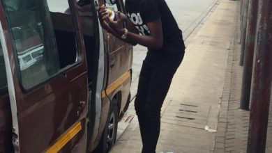 Young Nigerian Preached In 21 Busses To Celebrate His 21st Birthday