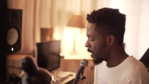 Grace by Johnny Drille Michael W Smith Cover