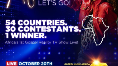Gospel music reality TV show