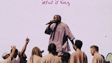 I'm radically saved says Kanye West as he reveals Jesus is King release date