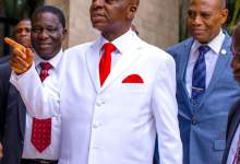 Bishop David Oyedepo approves 650 million Naira for road construction in Ogun state