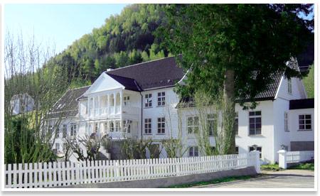 Tørvis Hotel, Marifjøra, Norway
