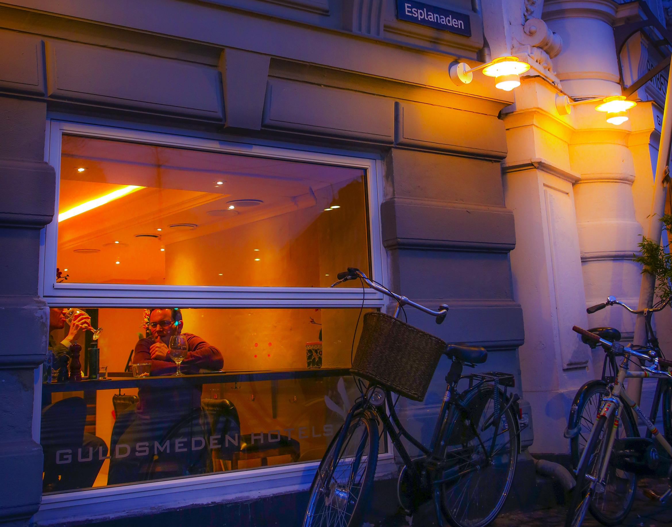 Babette Guldsmeden hotel i København