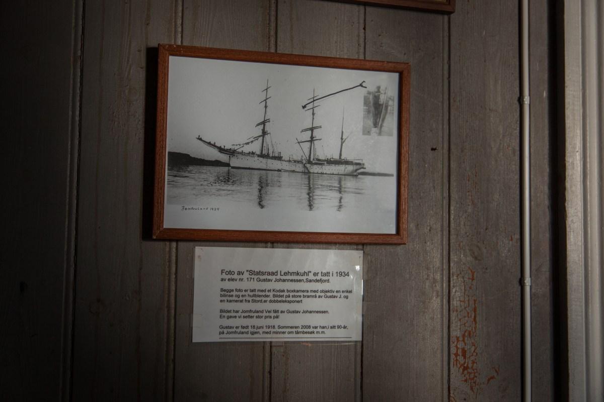 Fyrmuseet på Jomfruland. Foto: Cecilie Moestue/unikesteder.no