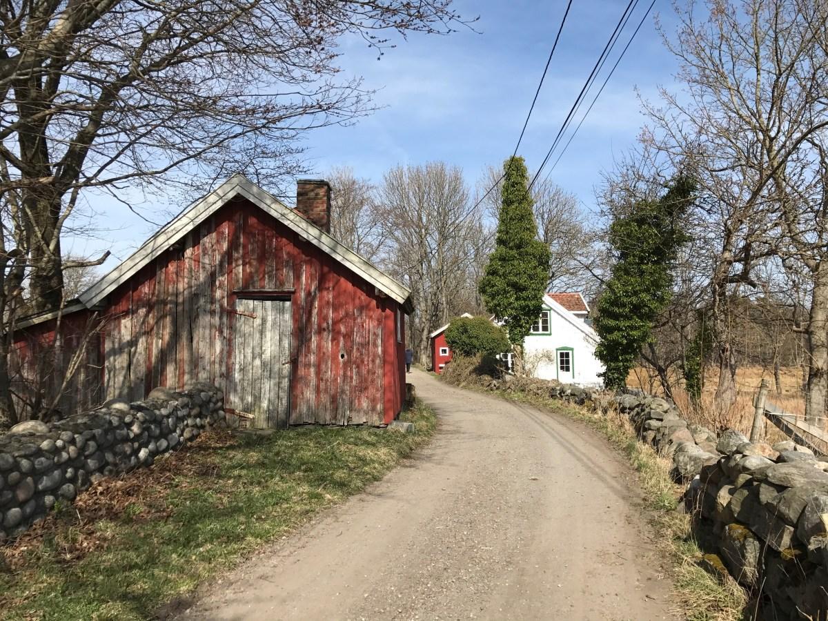 Jomfruland, Telemark, Norway. Foto: Cecilie Moestue/unikesteder.no