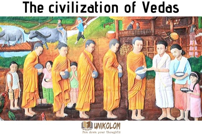 The-civilization-of-Vedas