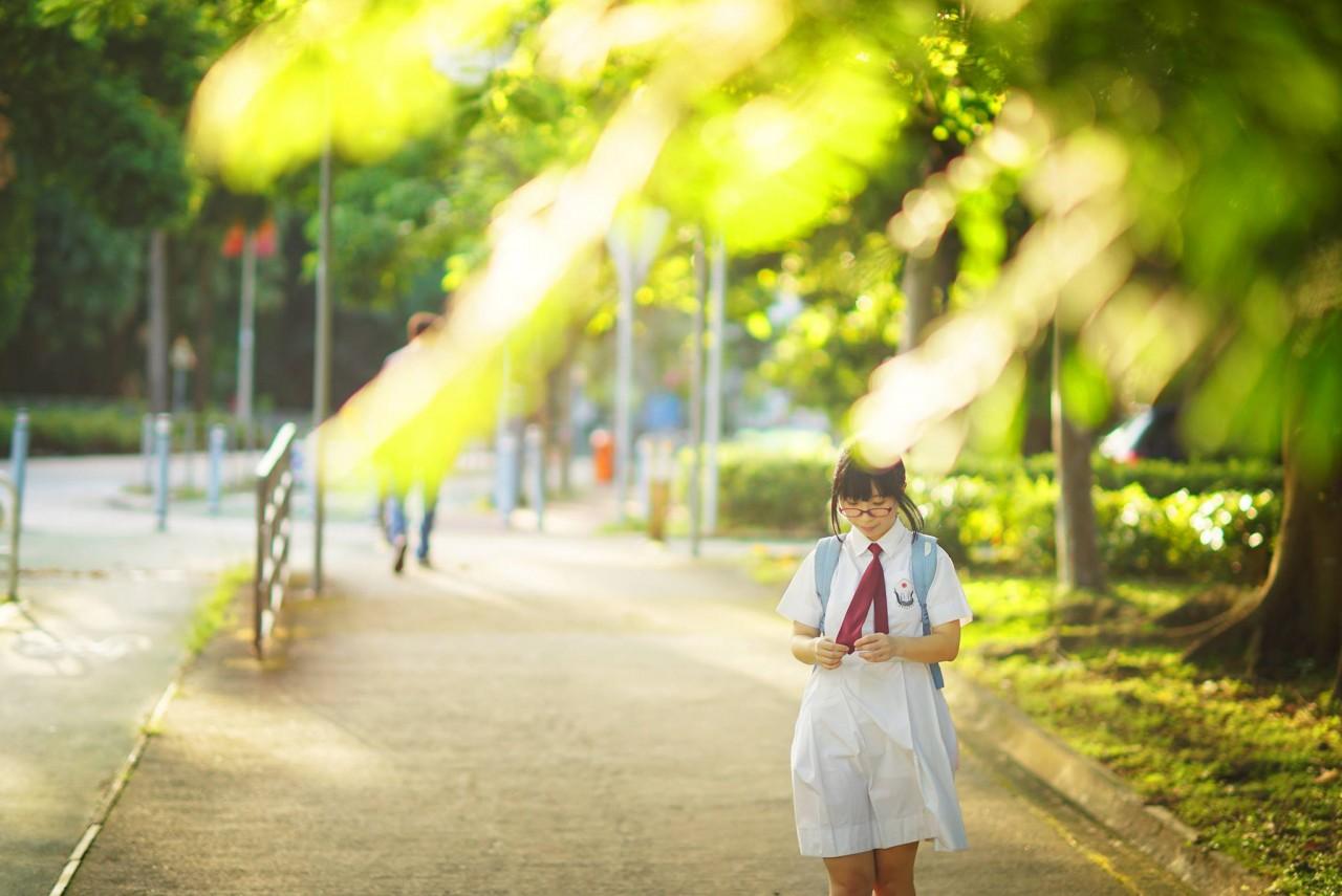 明愛莊月明中學