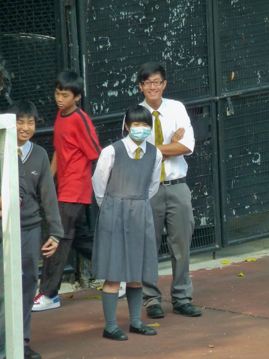 基督教香港信義會信義中學