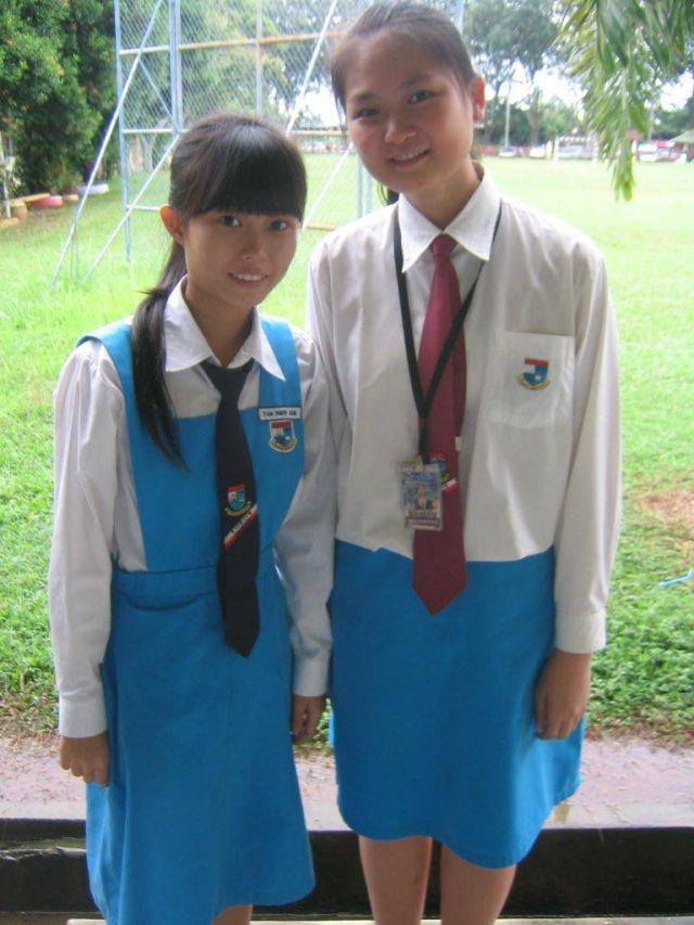 马六甲国民型华文中学