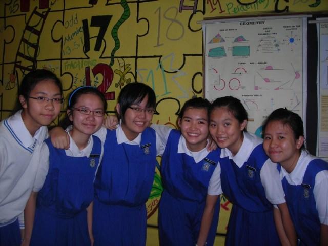 聖嬰女子中學(聖若瑟)
