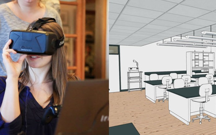 Architecture is just one of the industries that VR is changing for the better!