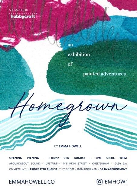 Homegrown' by Emma Howell   Alumni Association