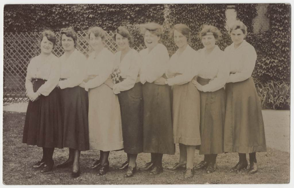 St Mary's students 1917-1919