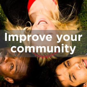 Improve your community