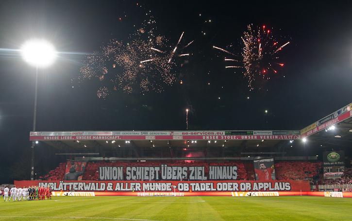 Union fan display
