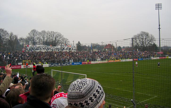 Union in Babelsberg