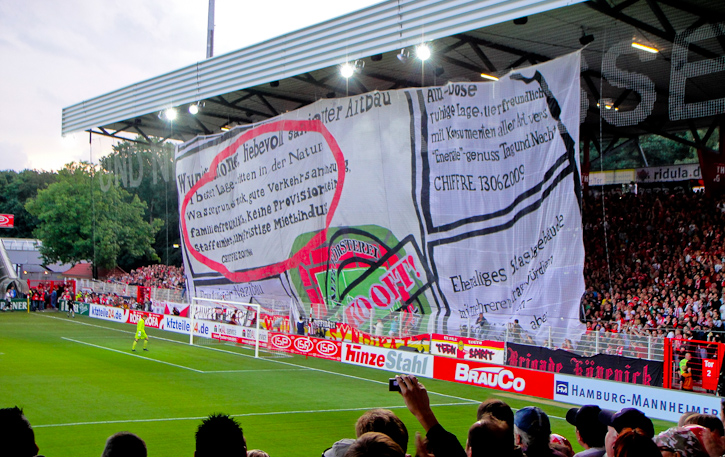 Union vs. Hertha - friendly