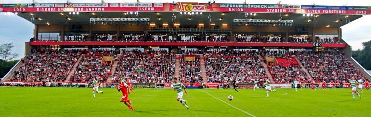 Union vs. Celtic