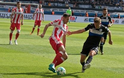 Skrzybski - player of the season last year