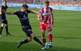 Prömel in the first half