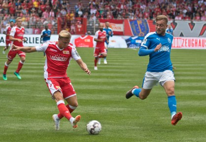 Hedlund played in the first half